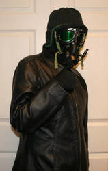 Good to go! -Pilot cosplay by APerfectDarkness