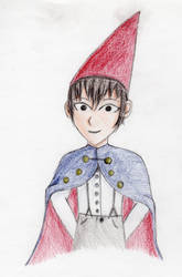 Wirt - Over the Garden Wall by APerfectDarkness