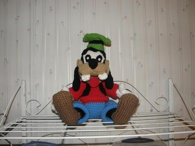 Goofy By Evil Twin Crochet On Deviantart
