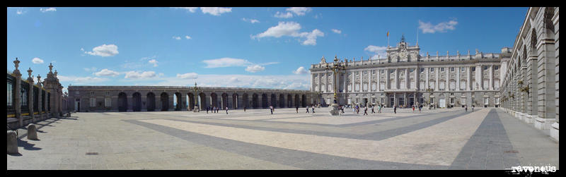 Royal Palace - Madrid