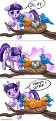 Twilight caring