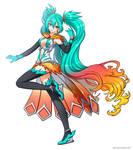 Phoenix Miku