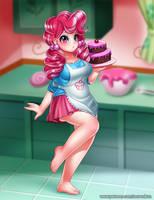 Chiffon Swirl by RacoonKun
