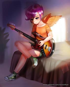 Scootaloo Guitar