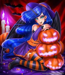 Halloween by RacoonKun