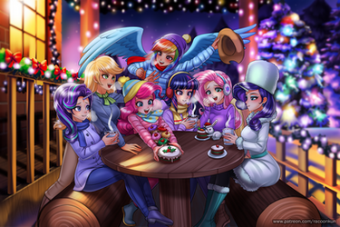 Hearth's Warming by RacoonKun