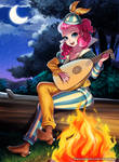 PP Dungeons and Discords by RacoonKun