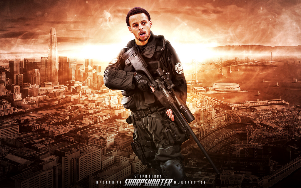 Steph Curry Wallpaper By Mjgraffixx