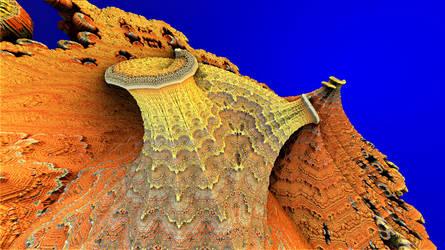 Mt Snailhorns, Mushroom Mountains, Proxima Centaur