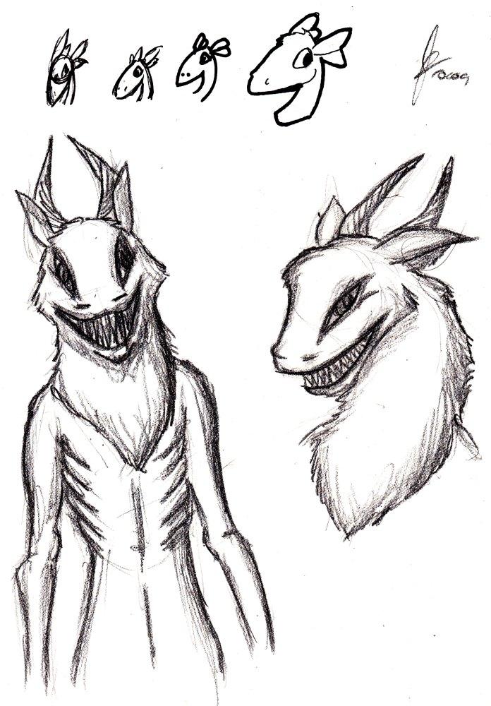 Synx Sketch by ravagefox
