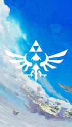 Zelda 1 by HeyThatGuy