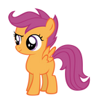 Scootaloo Is Best CMC