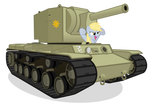 Derpy Finds a KV-2