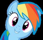 Rainbow Dash - Oh Hai There!