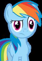 Rainbow Dash - I Dun Derped? by MrLolcats17