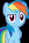 Rainbow Dash - I Dun Derped?