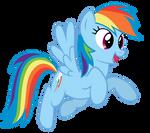 Rainbow Pounce!