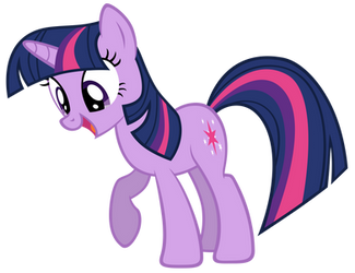 Twilight Finds The Floor by MrLolcats17