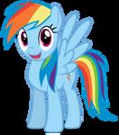 Rainbow Dash's Hot Minute