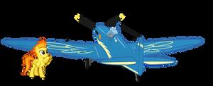 Spitfire's Spitfire by MrLolcats17