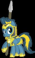 BolterDash the Royal Guard by MrLolcats17