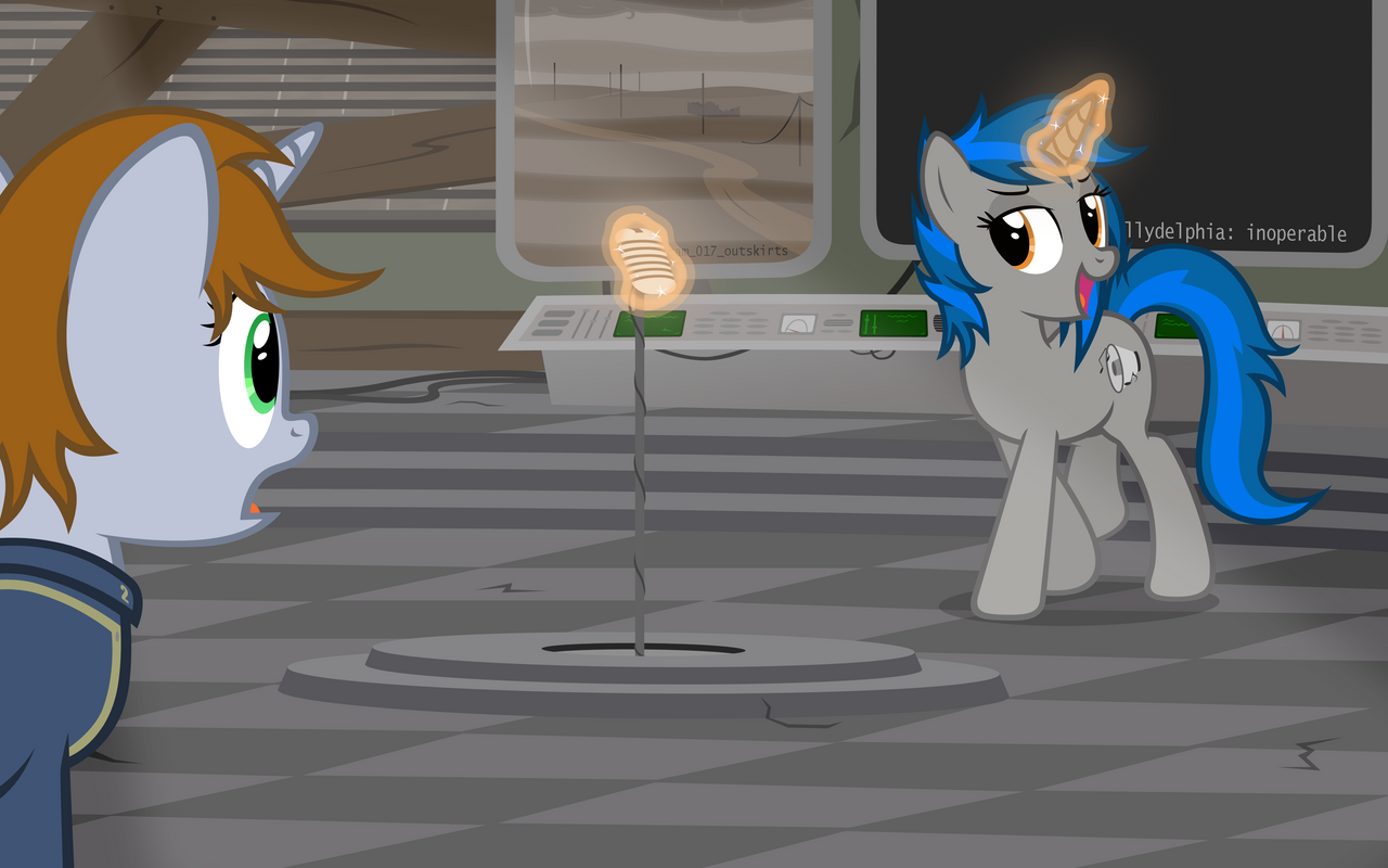 There's Always a DJ-Pon3 by MrLolcats17
