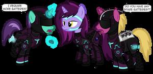 PS2 Ponies - Vanu Sovereignty