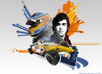 Fernando Alonso Formula 1 by Guillaume-C