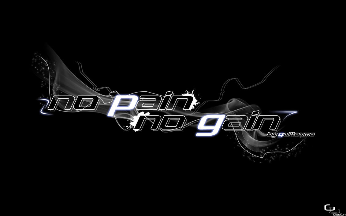 No Pain No Gain by Guillaume-C on DeviantArt