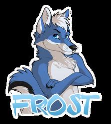 Frost Badge By WindWo1f