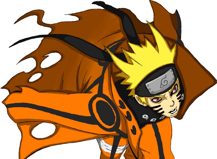 Naruto rikudou sennin by Ancitreus