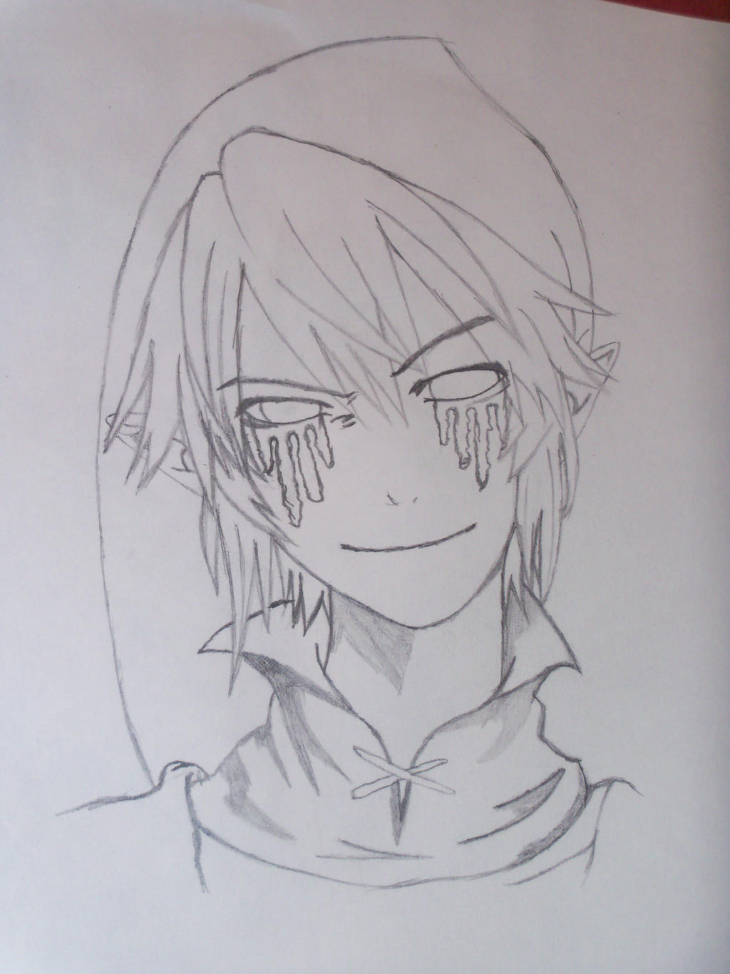 BEN Drowned sketch by SakataIchiro on DeviantArt
