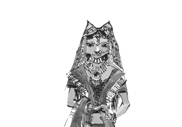 Lady Sujata by phongduong
