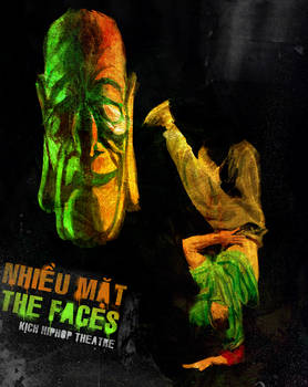 The faces