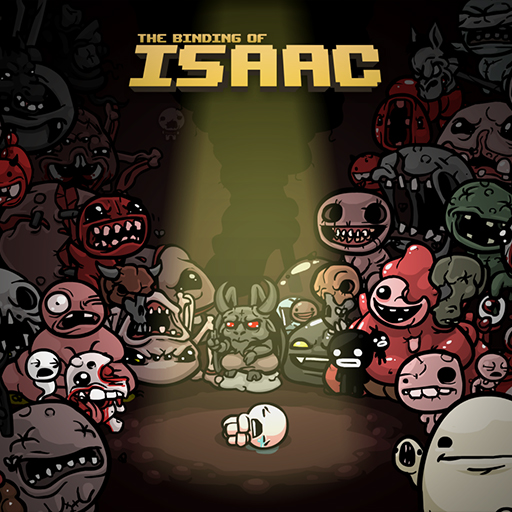 The Binding Of Isaac Icon For Obly Tile By MBuchwald On