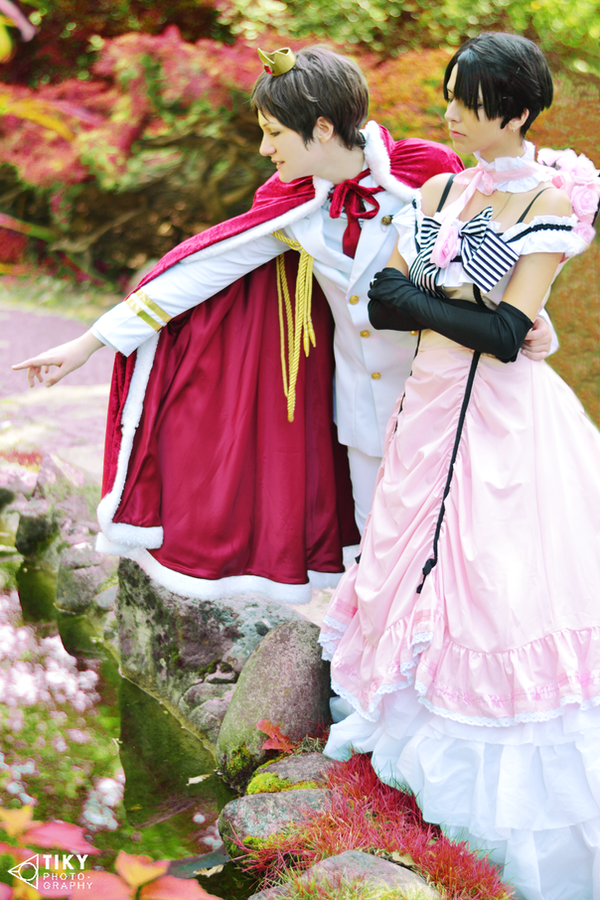 Over there, princess! by Shinkyokai