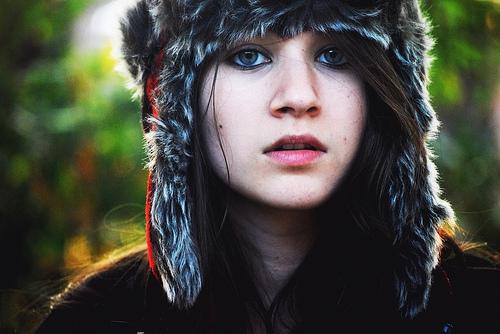 Furry hat by pratikr
