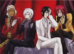 Some Black Butler Characters