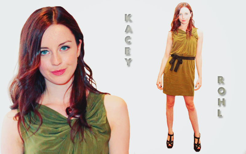 kacey rohl height weight