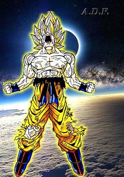 Goku  The Legend Dragon Ball Z