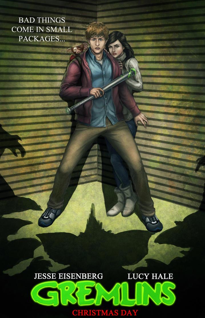 Gremlins Remake Movie Poster by Mark35950 on DeviantArt