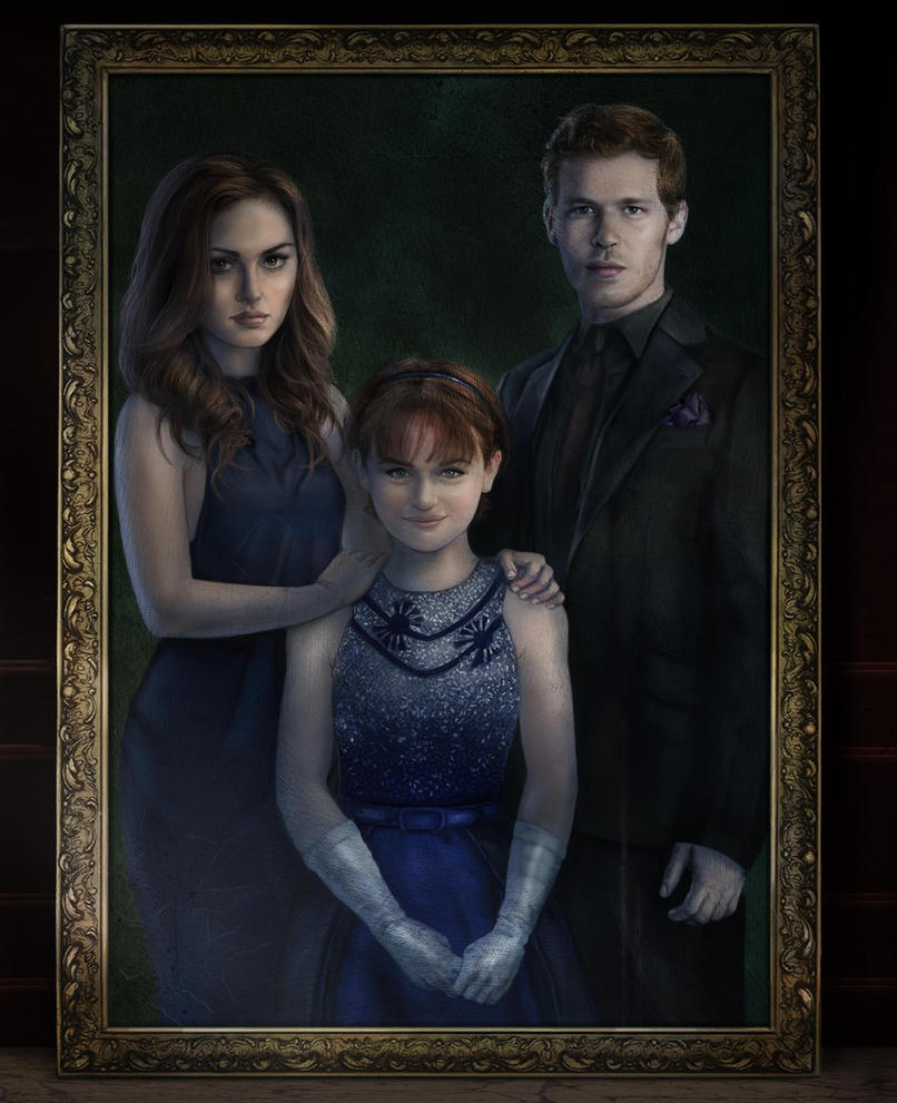 Mikaelson Family Portrait by Mark35950