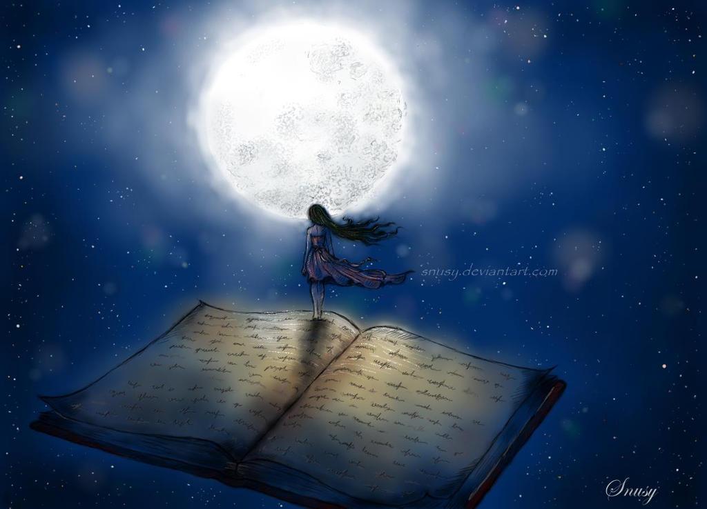 Voyage dans la Lune by Snusy