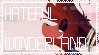 .Hateful Wonderland Stamp. by AlexandraToons