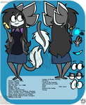 Angelina Gray (reference sheet)