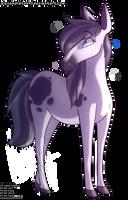 bailey the horse by AlexandraToons