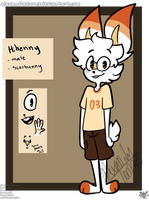 hibenny the scorbunny (pokemon oc ref) by AlexandraToons