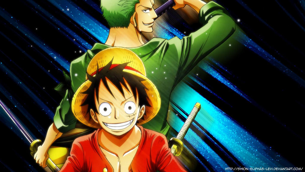 One Piece - Luffy and ...