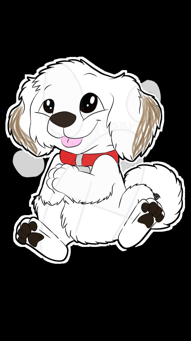 Soft Pupper by ModderFoxy