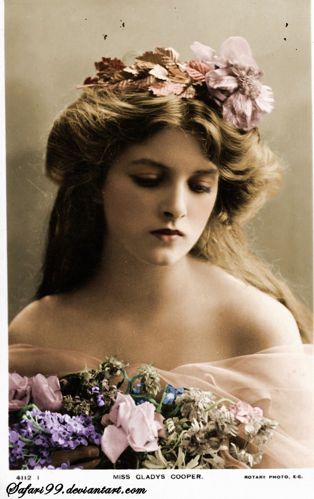Image result for GLADYS COOPER YOUNG